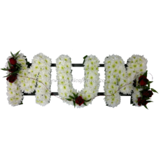 Funeral Letters - Cushion (Price per letter)