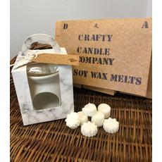 Soy Wax Melts with Burner