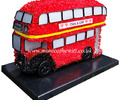 London Bus Funeral Flowers